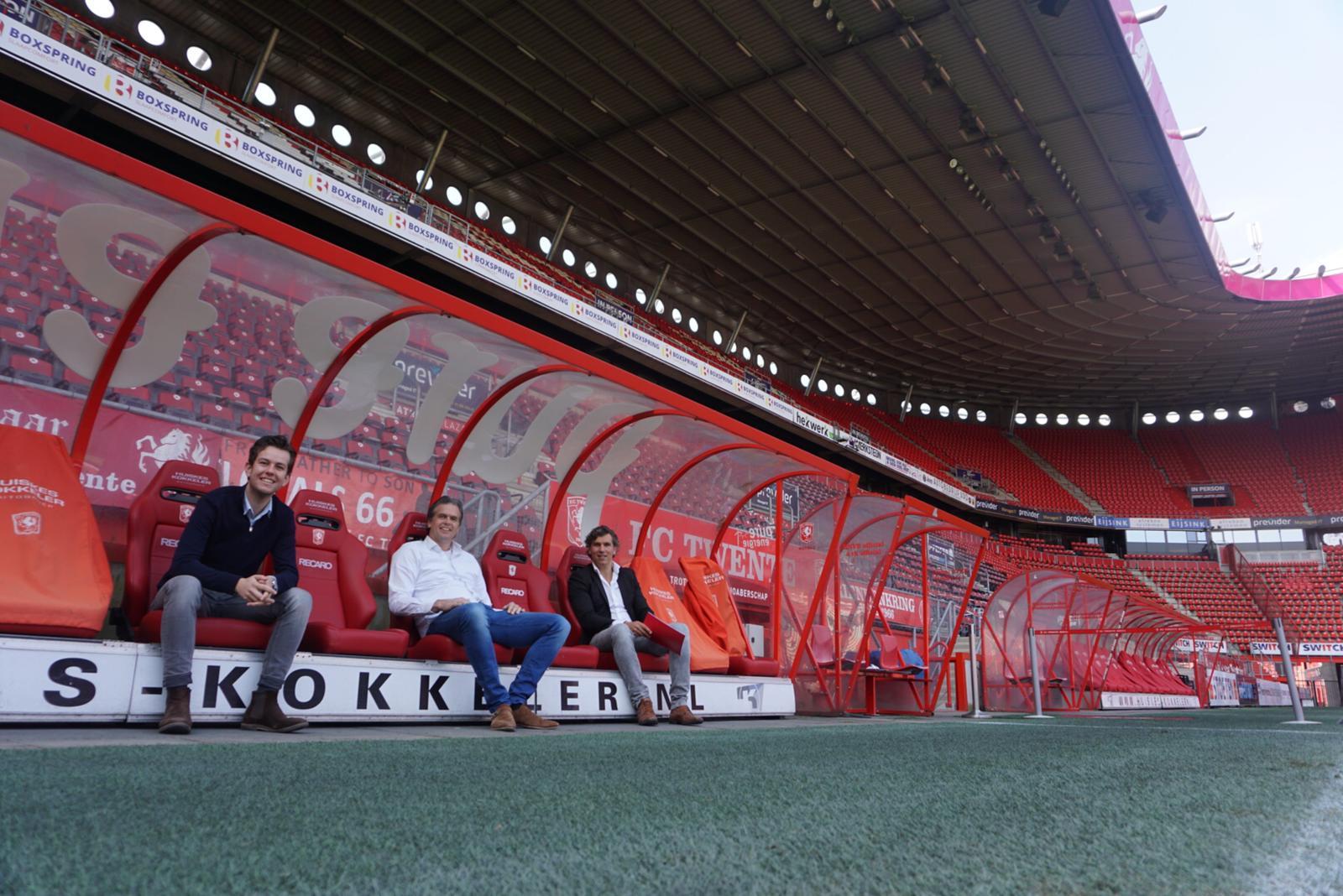 iQ Makelaars & 123Wonen komend seizoen sponsor FC Twente!