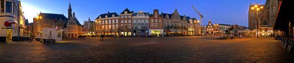 Dalende huurprijs in Haarlem