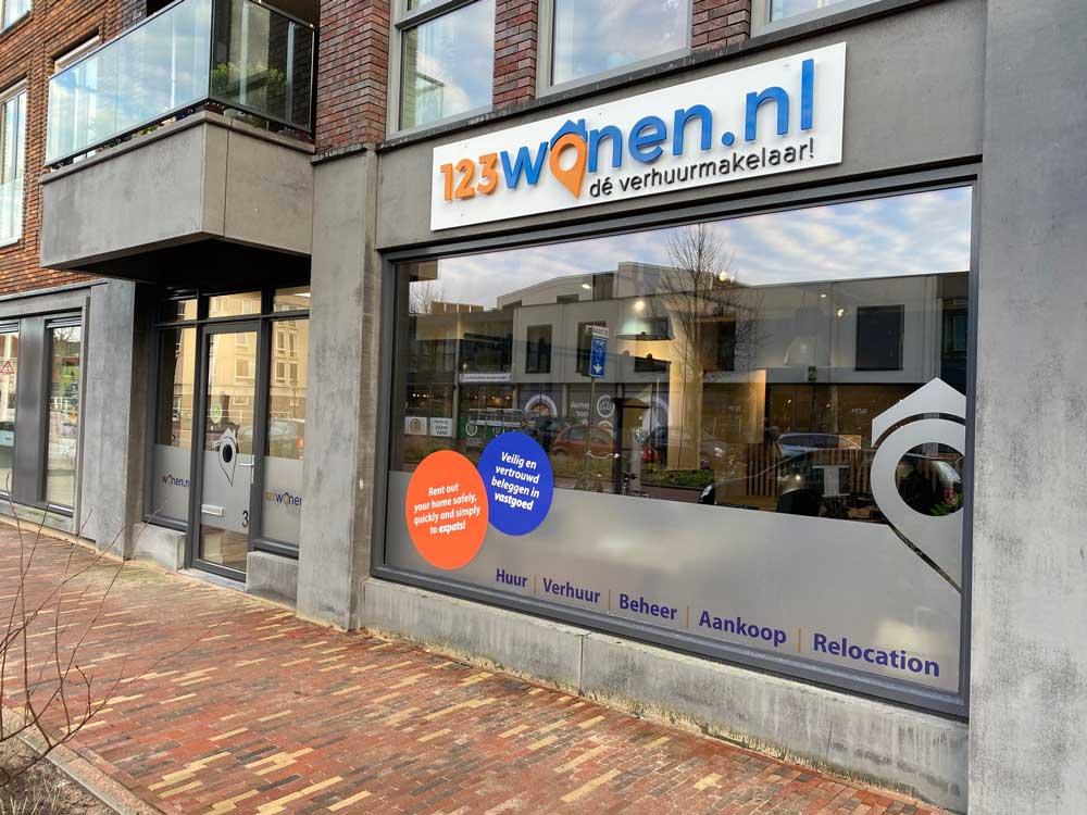 123Wonen Alkmaar is verhuisd!