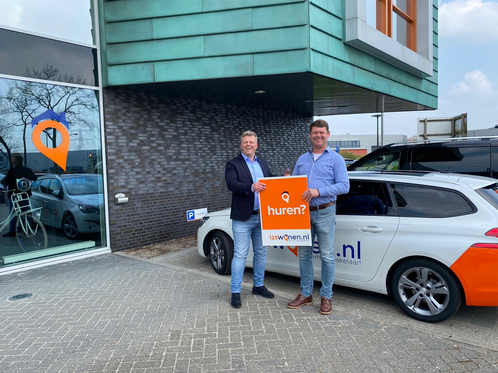Een nieuwe start voor 123Wonen Friesland!
