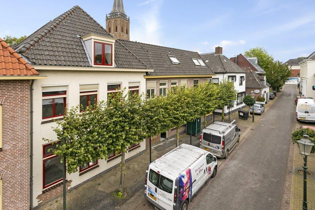 Maarliefst 12 nieuw gerealiseerde appartementen te huur in Lochem!