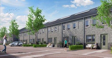 Nieuwbouwprojecten in Groningen