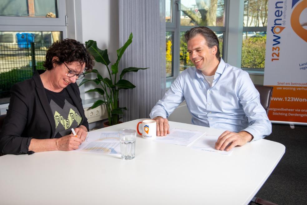 Een nieuwe 123Wonen vestiging in regio Gouda-Woerden!