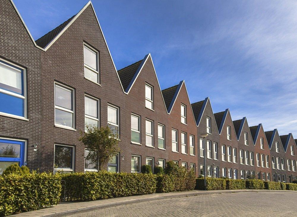 6 procent van woningen in particuliere handen in 2018