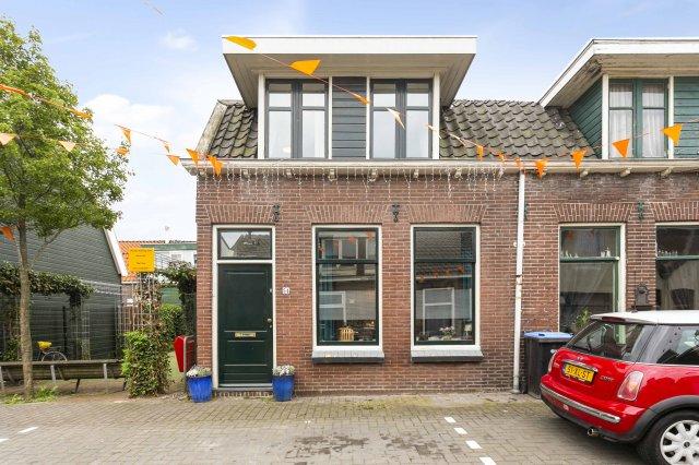 Eendrachtstraat Zaandam